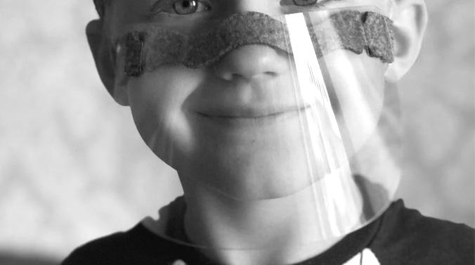 gesichtsschutz transparent für kinder